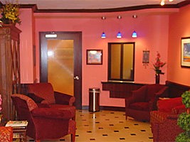 Center for Facial Restoration - Reception