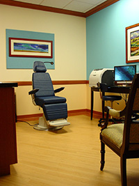 Center for Facial Restoration - Treatment Room