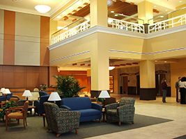 Memorial Hospital Miramar - Main Lobby
