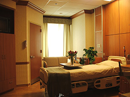 Memorial Hospital Miramar - Patient Room